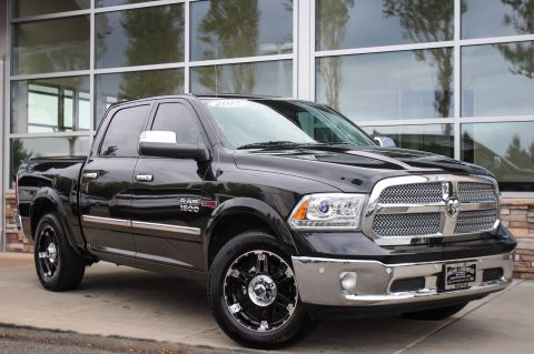 Pre-Owned 2015 Ram 1500 Laramie Limited 4WD