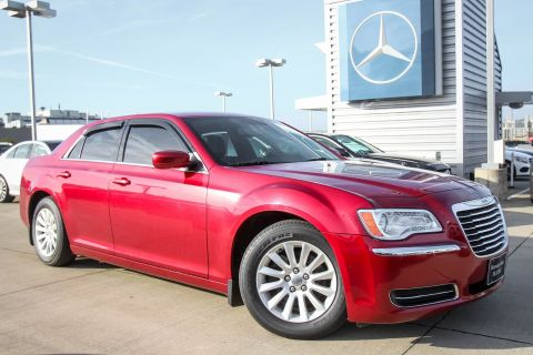 Pre-Owned 2014 Chrysler 300 4DR SDN LTD RWD RWD 4dr Car
