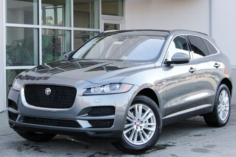 New 2018 Jaguar F-PACE 25t Prestige With Navigation & AWD