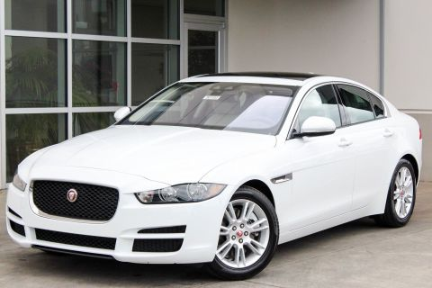 New 2018 Jaguar XE 25t Premium AWD
