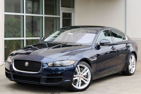 New 2018 Jaguar XE 35t Prestige AWD