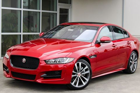 New 2018 Jaguar XE 25t R-Sport AWD