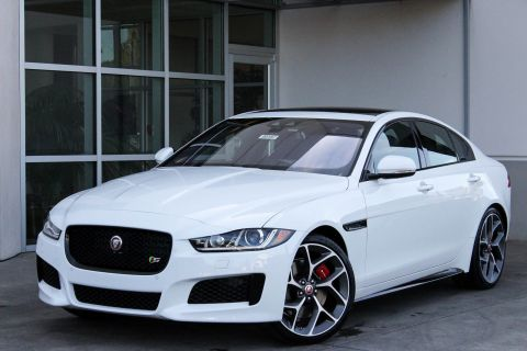 New 2018 Jaguar XE S AWD
