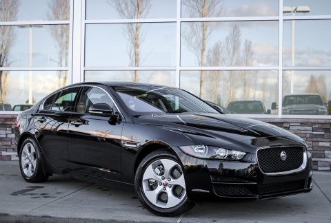 New 2017 Jaguar XE 20d AWD