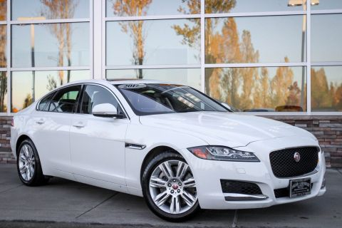 Certified Pre-Owned 2017 Jaguar XF 35t Premium AWD