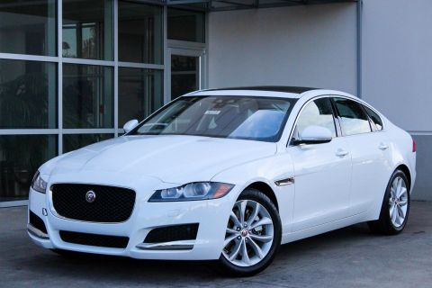 New 2018 Jaguar XF 25t Premium AWD