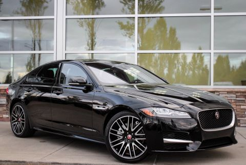 New 2018 Jaguar XF 25t R-Sport With Navigation & AWD