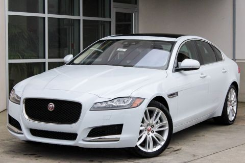New 2018 Jaguar XF 35t Portfolio Ltd Edition With Navigation & AWD