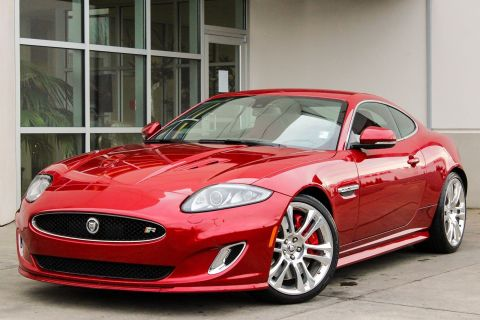 Pre-Owned 2012 Jaguar XK XKR With Navigation