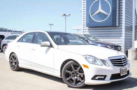 Pre-Owned 2011 Mercedes-Benz E-Class E 350 Sport AWD