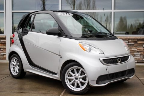 Pre-Owned 2015 smart fortwo electric drive Passion RWD 2dr Car