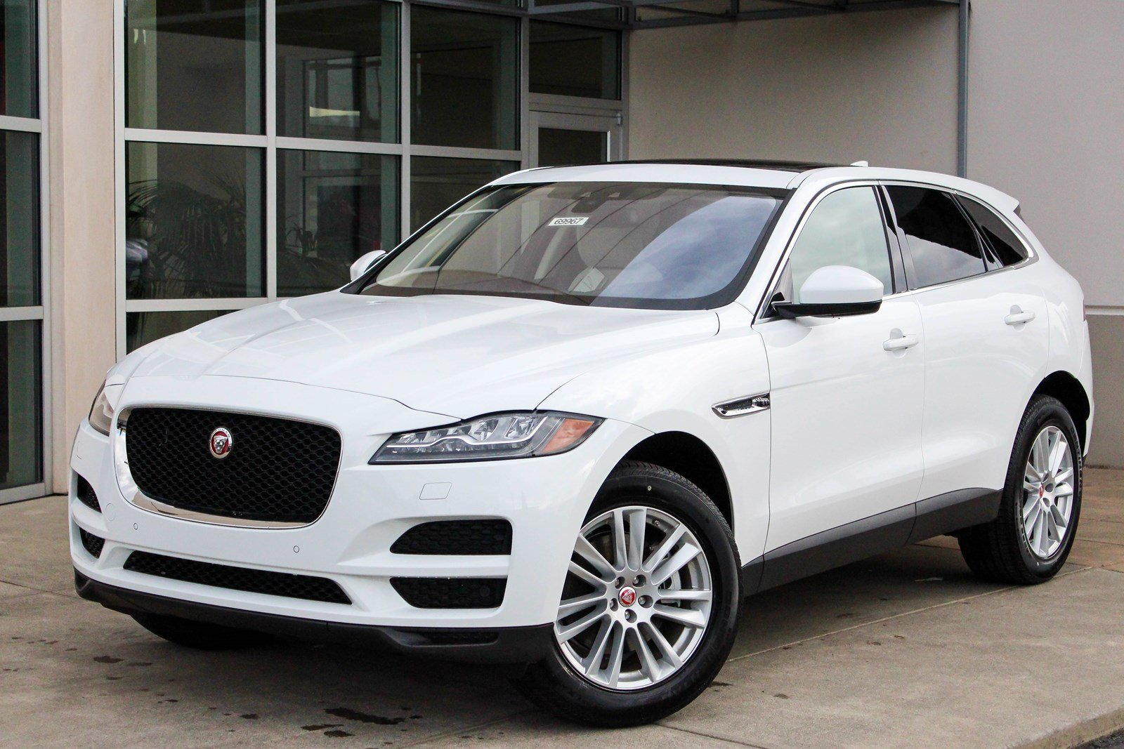 new 2017 jaguar f pace 35t prestige sport utility in bellevue 69967 jaguar bellevue. Black Bedroom Furniture Sets. Home Design Ideas