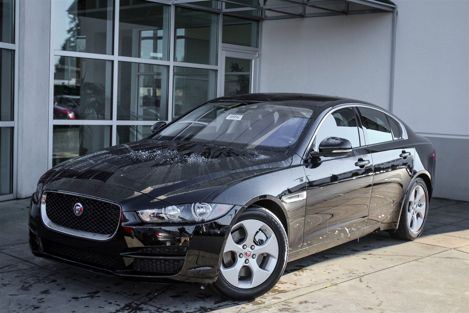 new 2017 jaguar xe 25t 4dr car in bellevue 69842 jaguar. Black Bedroom Furniture Sets. Home Design Ideas