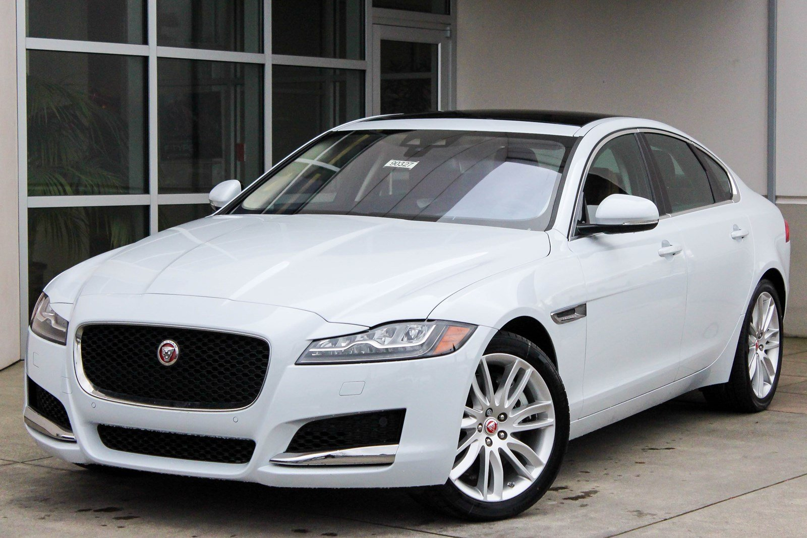 New 2018 Jaguar XF 35t Portfolio Ltd Edition