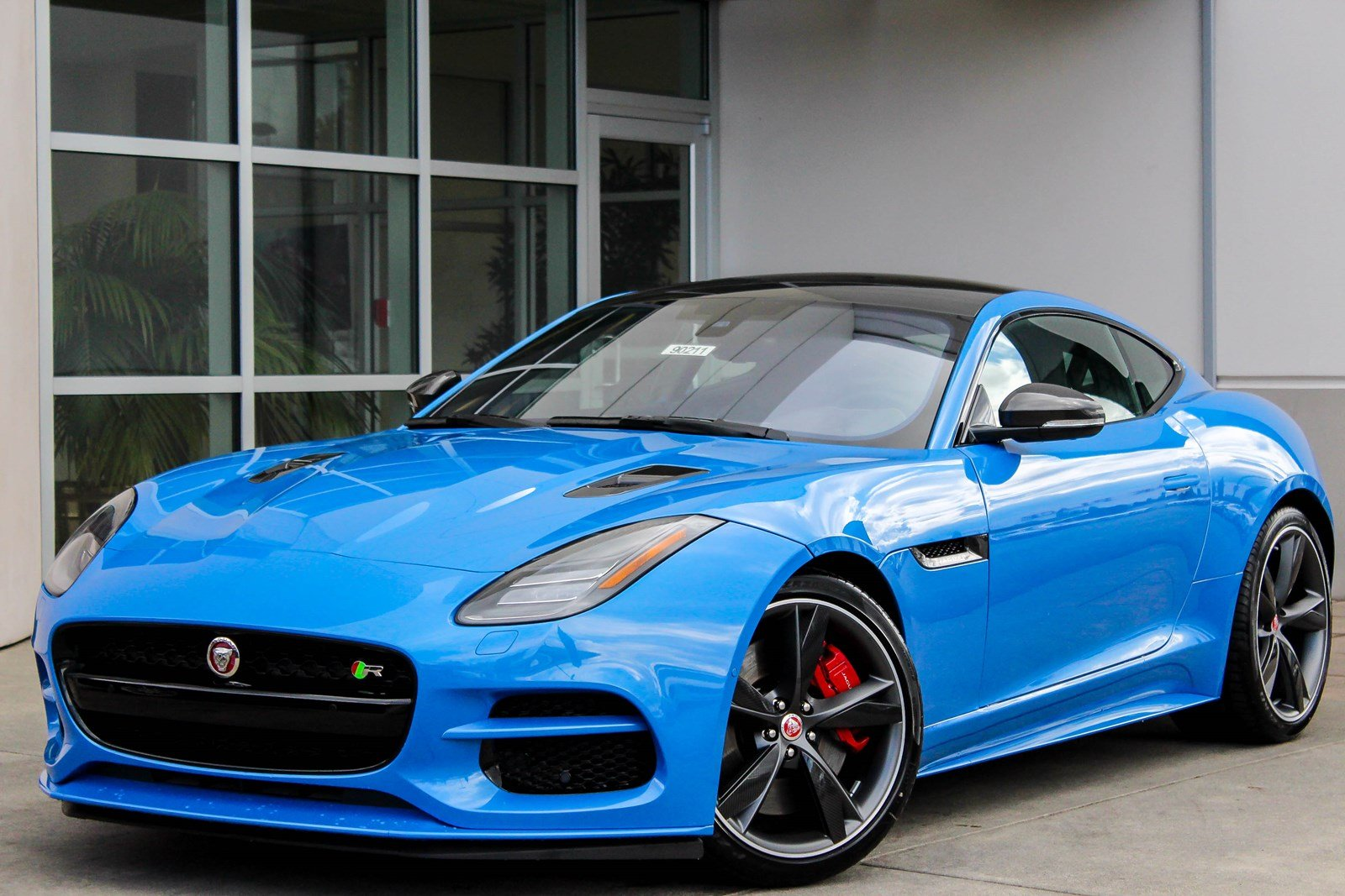 new 2018 jaguar f type r 2dr car in bellevue 90211 jaguar bellevue. Black Bedroom Furniture Sets. Home Design Ideas