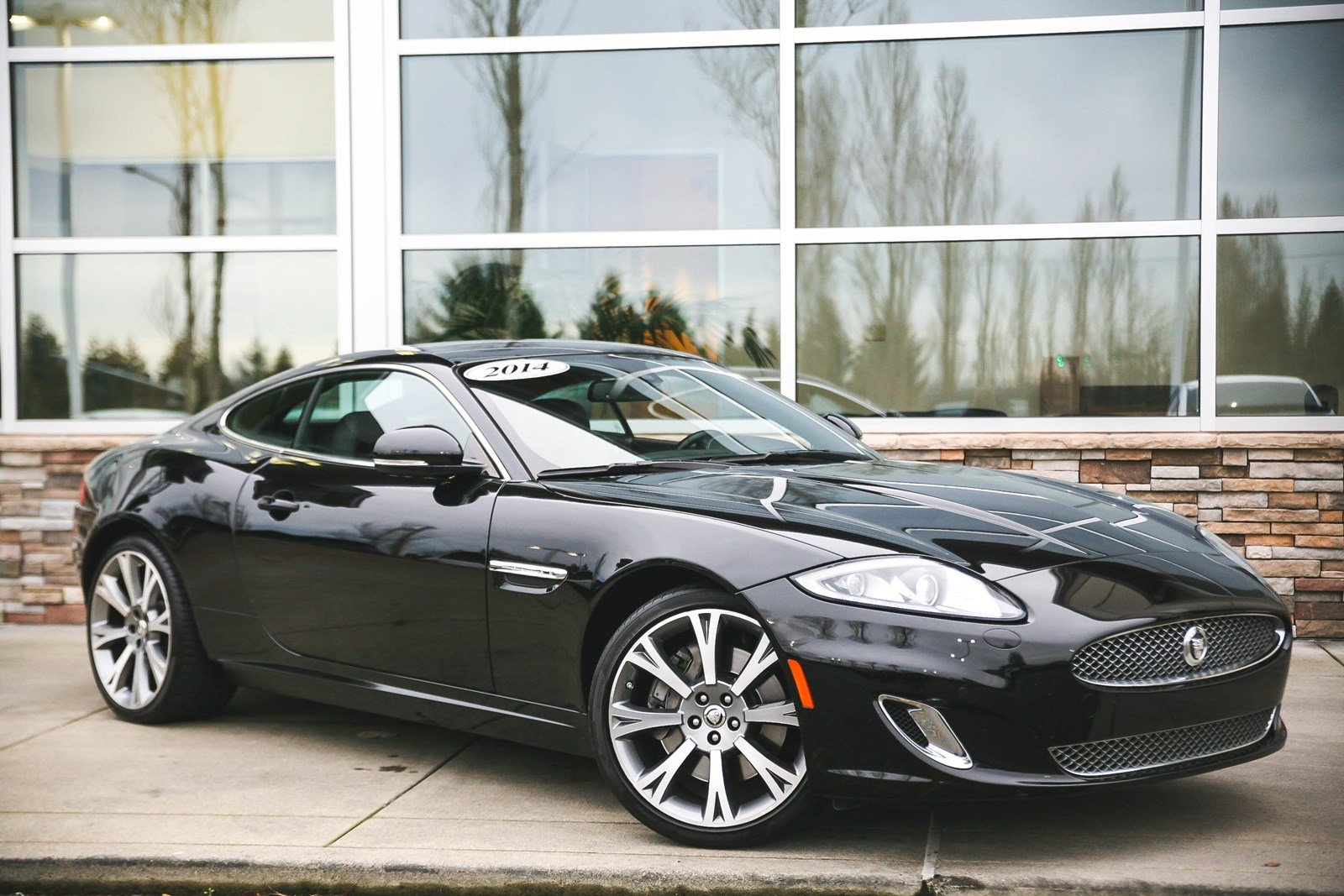 Certified Pre-Owned 2014 Jaguar XK 2DR CPE