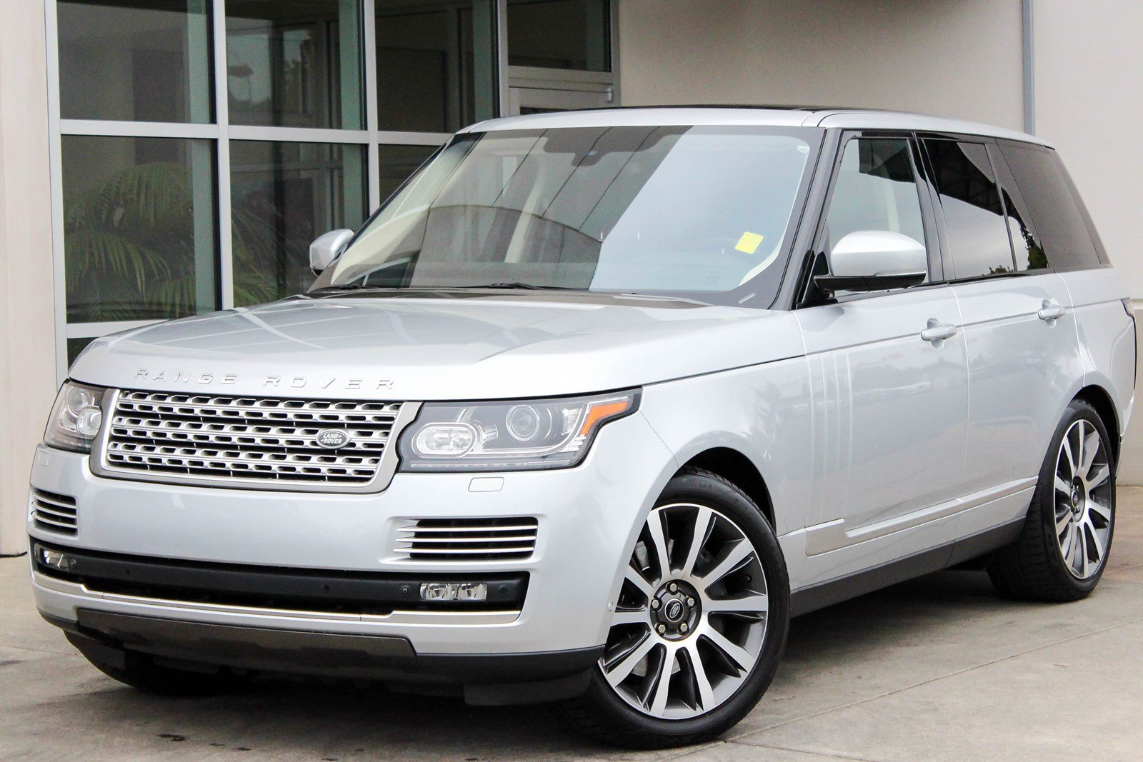 Certified Pre-Owned 2014 Land Rover Range Rover Supercharged Autobiography