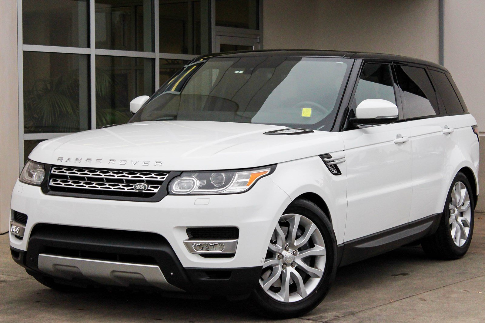 Certified Pre-Owned 2014 Land Rover Range Rover Sport Supercharged